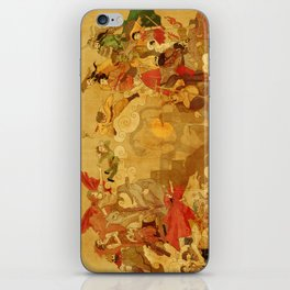 Guys, We're Supposed To Be Having a Picnic... iPhone Skin