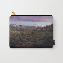 Dusk at Arches National Park Moab, UT Carry-All Pouch