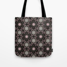 Floral Composition Tote Bag