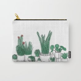 Crazy Plant Lady Carry-All Pouch