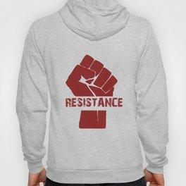 Resistance Fist Hoody