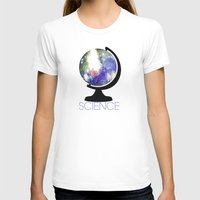 science T-shirts featuring Science! by Bunhugger Design