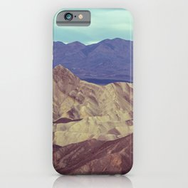Zabriskie iPhone Case