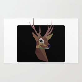 Deer poster picture mug bag rug clock shirt print framed Rug