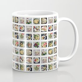 let's make a SALAD Coffee Mug