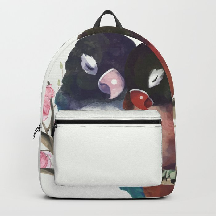 Parrots Backpack