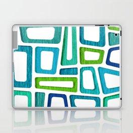 Mid Century Boxy Abstract Laptop & iPad Skin