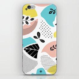 Spring Dreamin' iPhone Skin