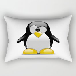 Cute Baby Penguin Rectangular Pillow
