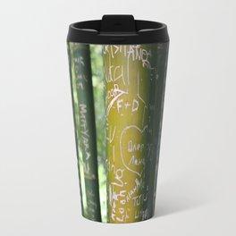 Bamboo Grafitti Travel Mug