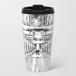 TECHOS BAJOS, POCAS PALABRAS Travel Mug