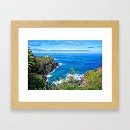 Silent Sage 0010 Kauai Framed Art Print