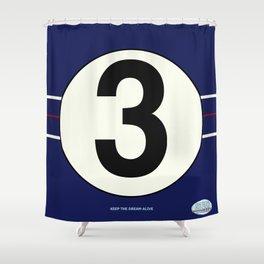 SRC Preparations. Racecar Rebels. 3 Shower Curtain