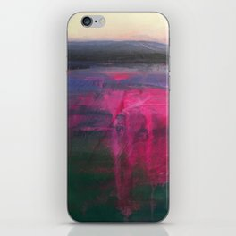 Passion Purpose and Play iPhone Skin