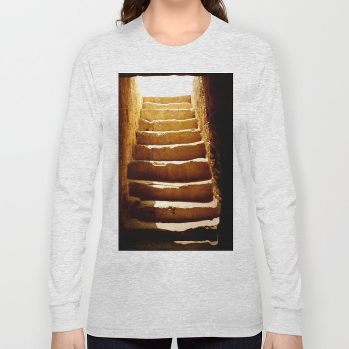 Steps to tomb Long Sleeve T-shirt