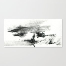 Black/white#2 Canvas Print