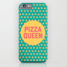 Pizza Queen Funny Quote (Graphic) Slim Case iPhone 6s