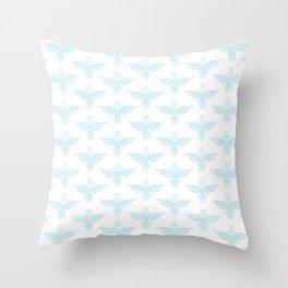 owl pattern 1 Throw Pillow