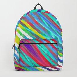 Linear gradience Backpack