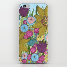 Garden of Miracles iPhone & iPod Skin
