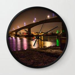 The Itchen Bridge Wall Clock