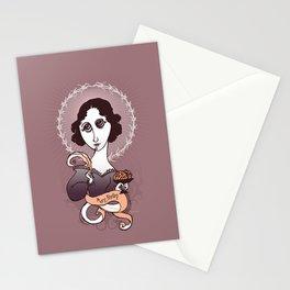 Mary Shelley Holy Writer Stationery Cards