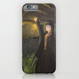 Illuminated Dreams iPhone Case