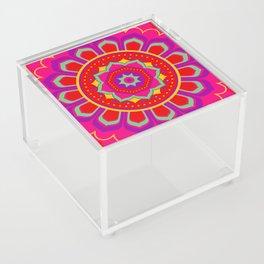 Masala Mandala Acrylic Box