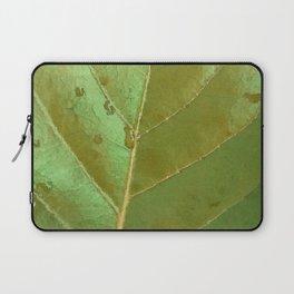Sea Grape Leaf Laptop Sleeve
