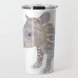 Baby Tapir Travel Mug