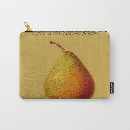 Ceci n'est pas une pomme  Carry-All Pouch