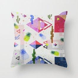PARADISE CITY  Throw Pillow