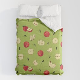 Lots of apples Comforters
