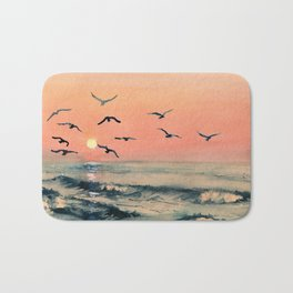 A Place In The World Bath Mat