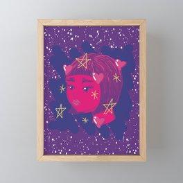 Starstruck Framed Mini Art Print