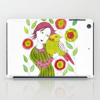 friendship iPad Cases featuring Friendship by Jessie Lilac