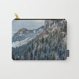 Forest - Bavarian alps Carry-All Pouch