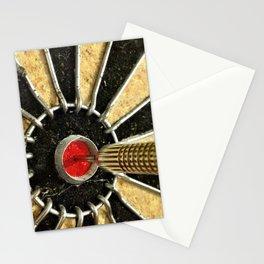 Bullseye. Stationery Cards