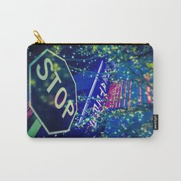 Abstract Night Life Photography Carry-All Pouch