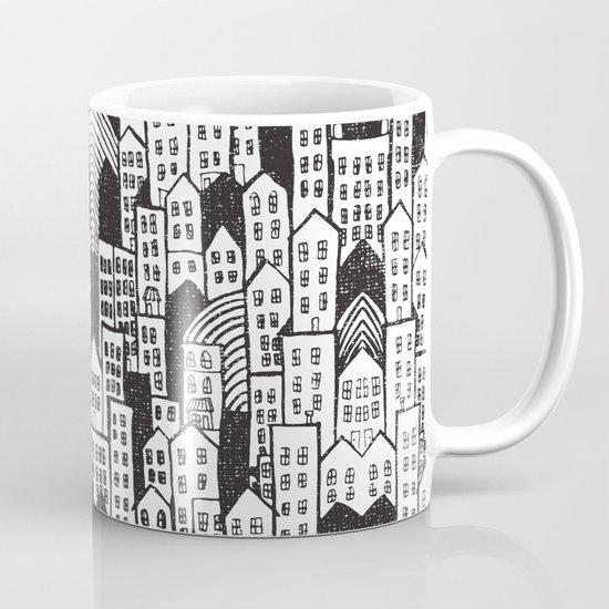 SPRAWL Mug