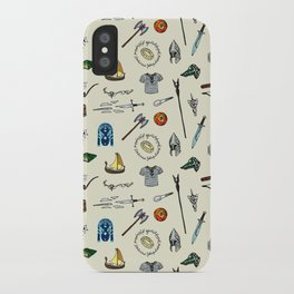 Lord of the pattern iPhone Case