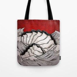Deep Sea Creature Tote Bag