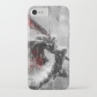 thor iPhone & iPod Cases featuring Thor by Wisesnail