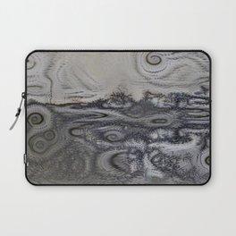 Swampy Landscape Laptop Sleeve