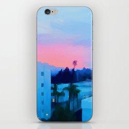 East LA Sunrise iPhone Skin