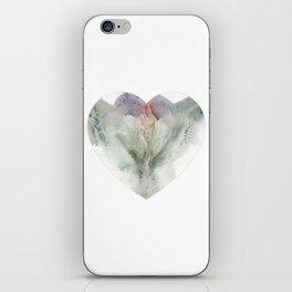 Valentine's Day Vagina Print iPhone Skin