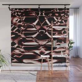 Ri Spine Wall Mural