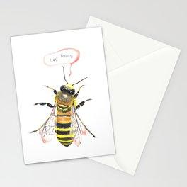 hey honey Stationery Cards