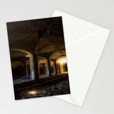 Time passing in the cells Stationery Cards