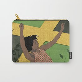 Raggae Man Carry-All Pouch